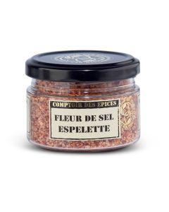Fleur de Sel met Espelettepeper - 90 g