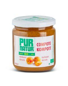 Compote d'Abricots Bio - 450 g