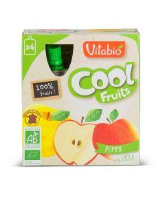 Coolfruit's Pomme Bio - 4 x 90 g