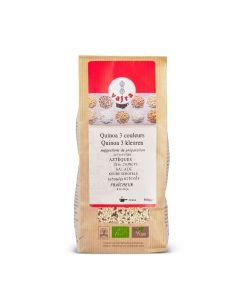 Quinoa 3 Couleurs Bio - 500 g