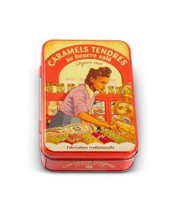 Zachte Karamellen met Gezouten Boter - 150 g