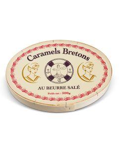 Bretoense Karamellen met Gezouten Boter - 300 g