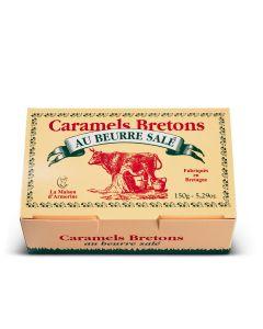 Bretoense Karamellen met Gezouten Boter - 150 g