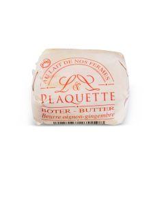 Beurre Oignon & Gingembre - 100 g
