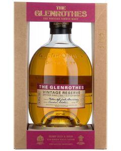 Whisky Scotch Single Malt Glenrothes Vintage - 70 cl