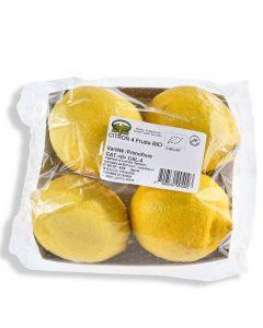 Citrons Bio - 4 pièces