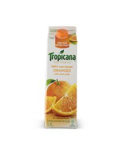 Sinaasappelsap Extra Pulp - 1 L