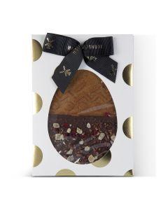 Paasei van Speculaas met Pure Chocolade - 90 g