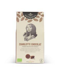 Charlotte Chocolat - Sans Gluten - 120 g