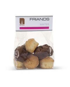 Friands Mixtes - 8 Pièces