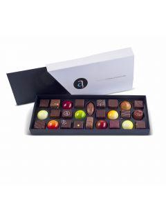 Doosje met Chocolade, 26 stuks