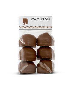 Capucins Melkchocolade