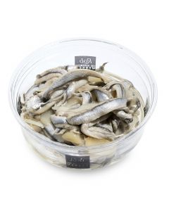 Filets d'Anchois avec Ail