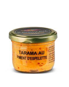 Tarama au Piment d'Espelette - 90 g