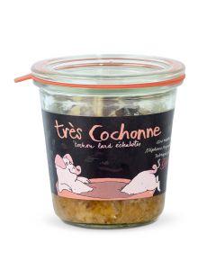 Pâté Cochon Lard Échalotes - 200 g