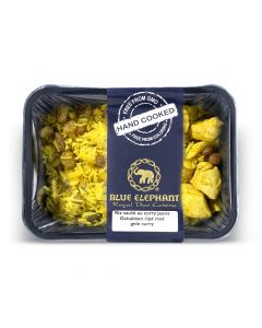 Riz Sauté au Curry Jaune - 250 g