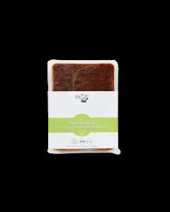 Bio Courgette en Tomaatratatouille - 350 g