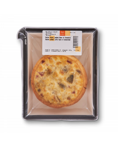 Quiche Witloof, Gekookte Ham en Emmentaler