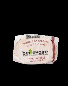 Beurre au Paprika Fumé de la Vera - 125 g