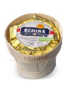 Mandje Lichtgezouten Gekarnde Boter - 250 g