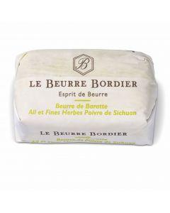Beurre Ail, Fines Herbes, Poivre de Sichuan - 125 g
