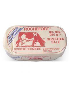 Gezouten Roomboter uit Rochefort - 250 g