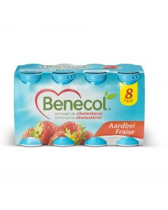 Benecol Light Fraise - 8x70 ml