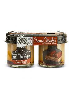 Chocoladecrème - 2 x 125 g