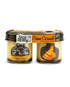 Karamelcrème - 2 x 125 g