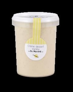 Crème Dessert Vanille - 500 g