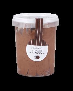 Mousse au Chocolat du Marché - 260 g