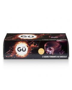 Cœurs Fondants au Chocolat - 2 x 100 g