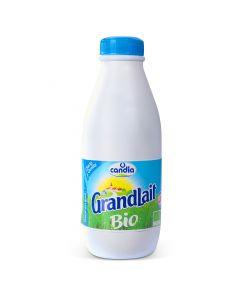 Grandlait Bio Demi-Écrémé - 1 l