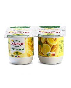 Spécialité au Soja, Citron - 4 x 100 g
