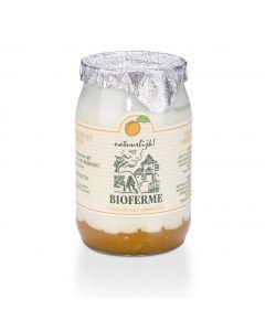 Biologische Yoghurt met Abrikozen - 150 g