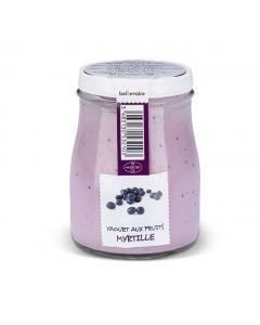 Yaourt aux Myrtilles - 180 g