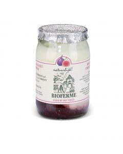 Biologische Yoghurt met Vijgen - 150 g