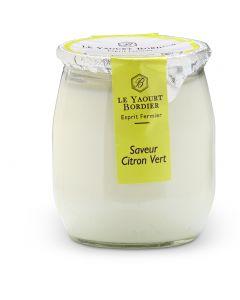 Yaourt Citron Vert - 125 g
