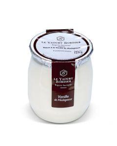 """Yaourt à la Vanille de Madagascar """"Esprit Fermier"""" - 125 g"""