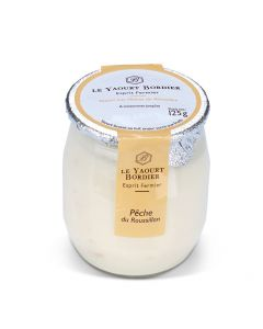Yaourt aux Pêches du Roussillon - 125 g
