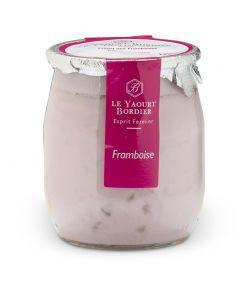 """Yaourt Framboises """"Esprit Fermier"""" - 125 g"""