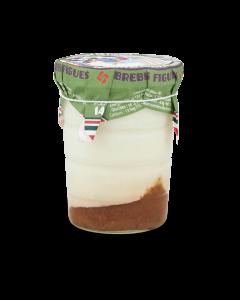 Yoghurt van Schapenmelk met Honing en Vijgen - 140 g
