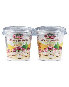 Yoghurt van Schapenmelk - Vanille - 2 x 125 g
