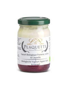 Biologische Yoghurt Appel, Kers & Kaneel - 212 ml