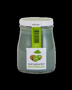 Yaourt Kiwi Spiruline - 180 g