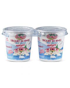Schapenyoghurt Natuur - 2 x 125 g