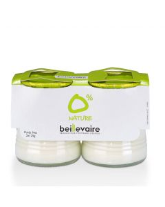 Yoghurt Natuur 0% - 2 x 125 g