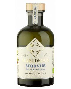 Aquatis Maredsous Gin Bio - 50 cl