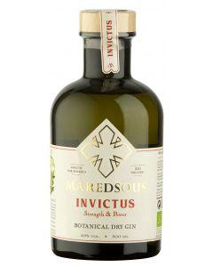 Invictus Maredsous Gin Bio - 50 cl