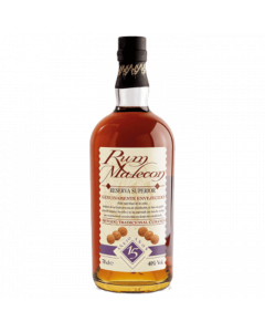 Rhum 15 Ans Reserva Superior Malecon - 70 cl